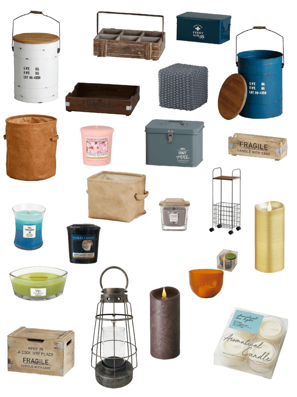 生活用品から小物雑貨まで