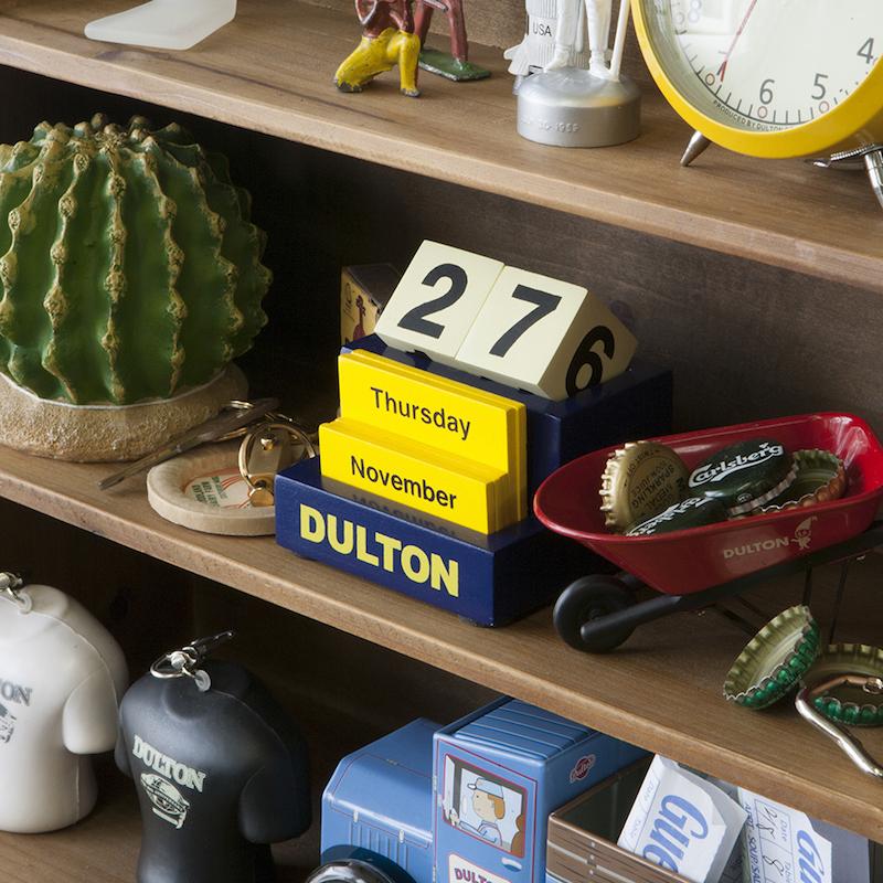DULTON DESKTOP CALENDAR/DULTON/ダルトン/118-339